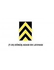 T-35 Dönüş Adası Ek Levhası