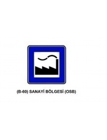 B-60 Sanayi Bölgesi Levhası ( OSB )