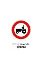 TT-15 Traktör Giremez Levhası
