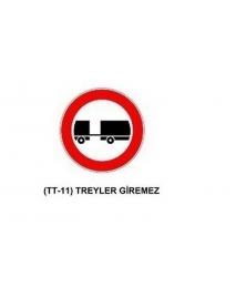 TT-11 Treyler Giremez Levhası