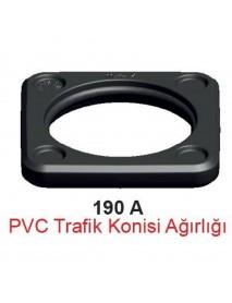 190 A PVC Koni Ağırlığı
